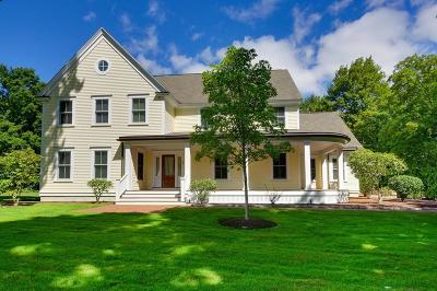Natick Single Family Home For Sale: 90 Pleasant St