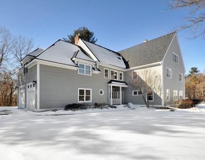 Concord Single Family Home For Sale: 14 Bartkus Farm Road #14