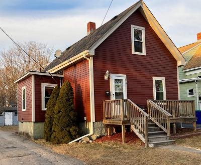 Rockland Single Family Home Under Agreement: 110 Vernon St