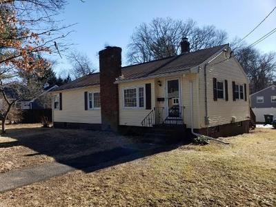 Wilmington Single Family Home For Sale: 1 Chandler Rd