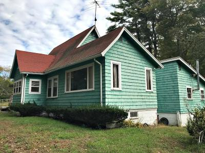 Hanson Single Family Home Under Agreement: 719 Pleasant St