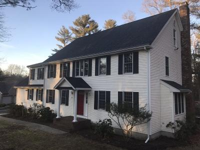 Raynham Single Family Home For Sale: 67 Cedarmill Dr