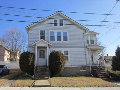 Watertown Multi Family Home Under Agreement: 22-24 Priest Rd
