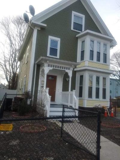 Brockton Multi Family Home Under Agreement: 113 Laureston St