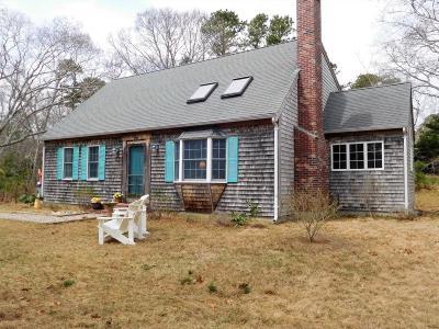 Wellfleet Single Family Home For Sale: 295 Blue Heron Road