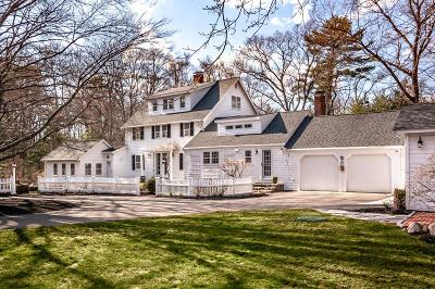 Cohasset MA Single Family Home For Sale: $1,425,000