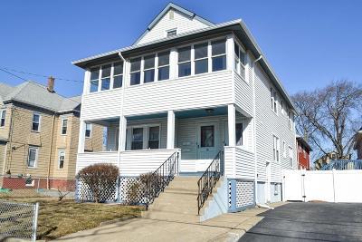 Medford Multi Family Home Under Agreement: 15-17 2nd Street