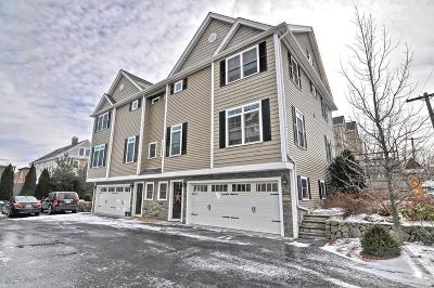 Waltham Condo/Townhouse For Sale: 52 Stearns #1