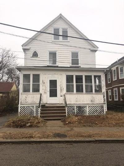 Quincy Single Family Home Under Agreement: 12 Colby Rd