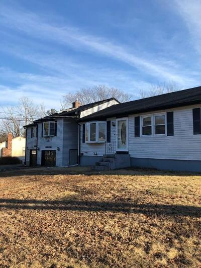 Whitman Multi Family Home Under Agreement: 13 Candlewick Ln