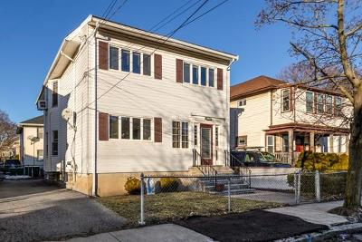 Medford Multi Family Home Under Agreement: 93-95 Windsor Rd.