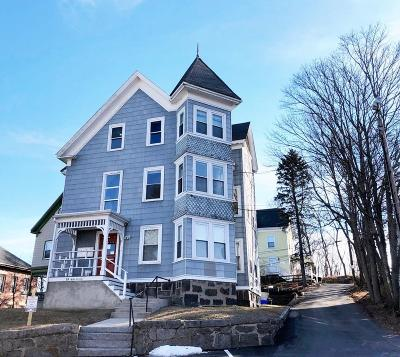 Beverly Multi Family Home For Sale: 19 Briscoe St