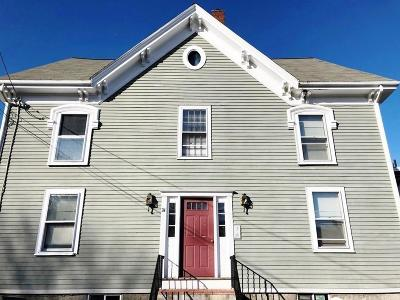 Beverly Multi Family Home For Sale: 22 Chase St