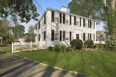 Duxbury MA Single Family Home For Sale: $1,395,000