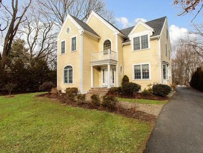 Wellesley Single Family Home For Sale: 196 Cedar Street