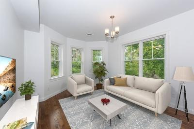 MA-Suffolk County Condo/Townhouse For Sale: 54 East Street #2