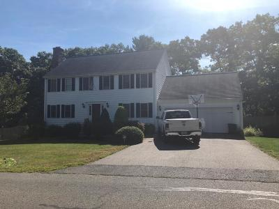 Taunton Single Family Home For Sale: 91a Prospect Hill Street