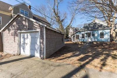 Attleboro Single Family Home Under Agreement: 21 Hayward St