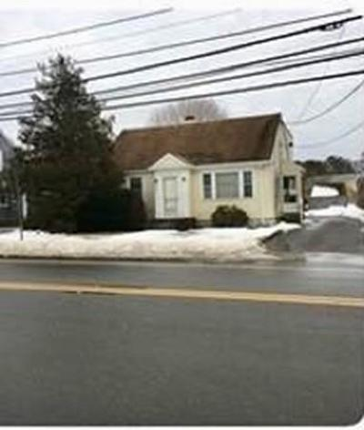 MA-Bristol County Commercial For Sale: 3090 Acushnet Ave