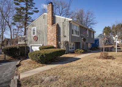 Norton MA Single Family Home For Sale: $369,999