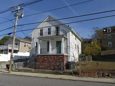 RI-Providence County Single Family Home For Sale: 831 Charles St