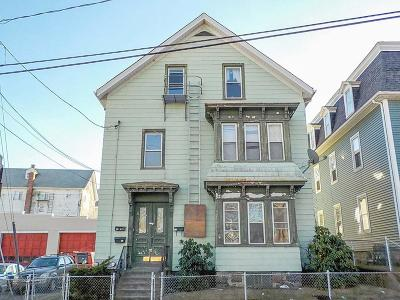Fall River Multi Family Home For Sale: 1483 N Main St