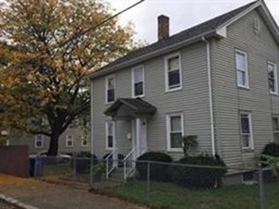 RI-Providence County Single Family Home For Sale: 92 Knowles Street