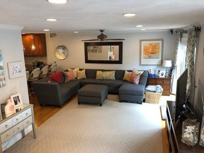 Newton Condo/Townhouse For Sale: 63 Cottage Street #V