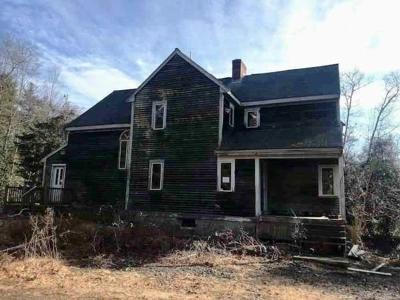 Scituate Single Family Home For Auction: 279 Old Oaken Bucket Rd