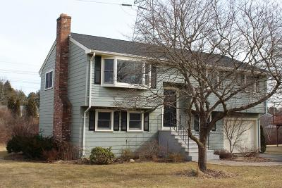 Natick Single Family Home For Sale: 4 Tournament Road
