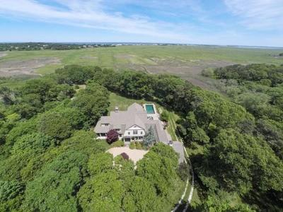 Barnstable MA Single Family Home For Sale: $1,999,000