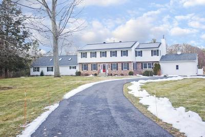 Wilbraham Single Family Home For Sale: 123 Laurel Road