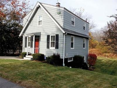 Dedham Single Family Home For Sale: 24 Wilson Ave