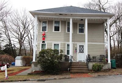 Attleboro Single Family Home For Sale: 26 Jessie Ave