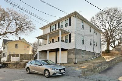 Quincy Multi Family Home Contingent: 52 Loring St