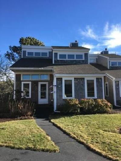 Mashpee Condo/Townhouse For Sale: 11 Riverview Ave #11-A