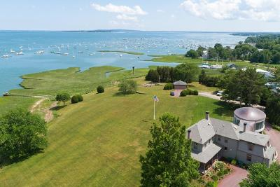 Duxbury MA Single Family Home For Sale: $9,500,000