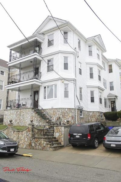 Fall River Multi Family Home For Sale: 384 Ridge St