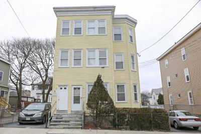 Malden Multi Family Home Under Agreement: 19-21 Clark St