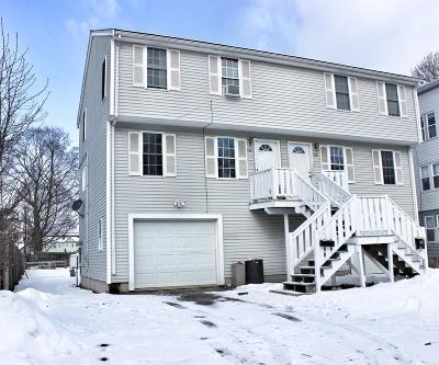 Worcester Single Family Home For Sale: 16-A Fairbanks St