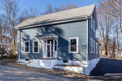 Canton Single Family Home Price Changed: 33 Norfolk St