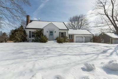 Worcester Single Family Home For Auction: 1 Winter Hill Dr