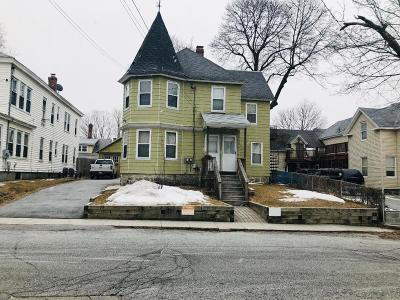 Lowell MA Multi Family Home For Sale: $319,900