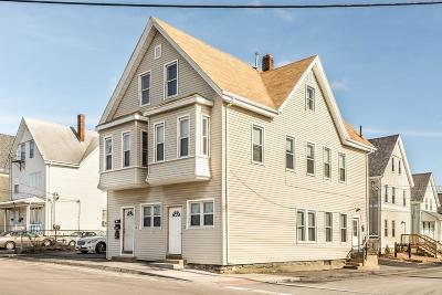 Taunton Multi Family Home For Sale: 159 Washington St