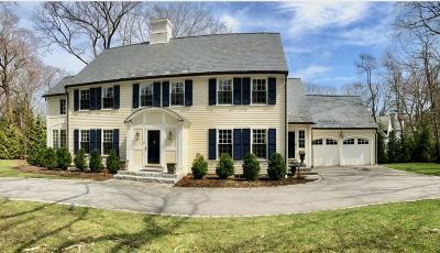 Wellesley Single Family Home For Sale: 8 Monadnock Rd