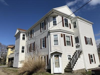 Fall River Multi Family Home For Sale: 155 Crawford St