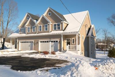 Northborough Condo/Townhouse Under Agreement: 18 Whitney #18