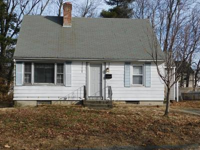 Worcester Single Family Home For Sale: 19 Sachem Ave
