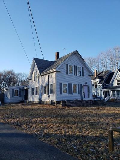 Middleboro Single Family Home For Sale: 102 Oak Street