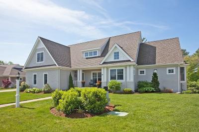 Cohasset MA Single Family Home For Sale: $990,000